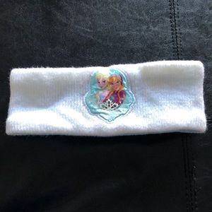 Disney Frozen headband ear warmer